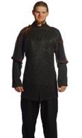 H801 Kettenhemd brüniert